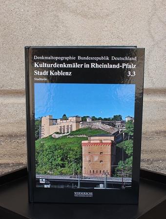 Kulturdenkmäler in Rheinland-Pfalz Band 3.3 Stadt Koblenz