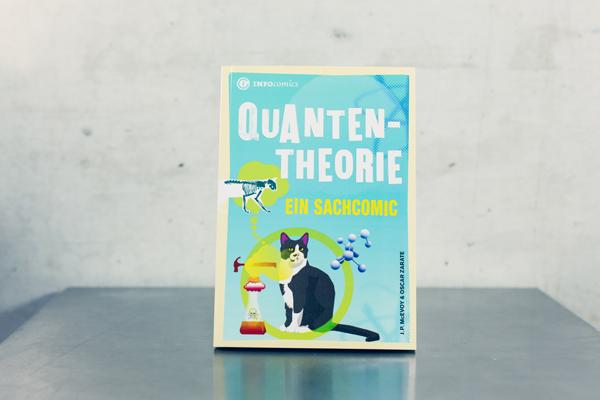 Quantentheorie - Ein Sachcomic
