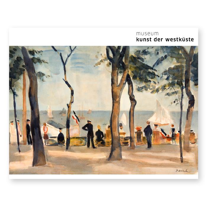 Paul Wilhelm, Regatta in Wyk auf Föhr