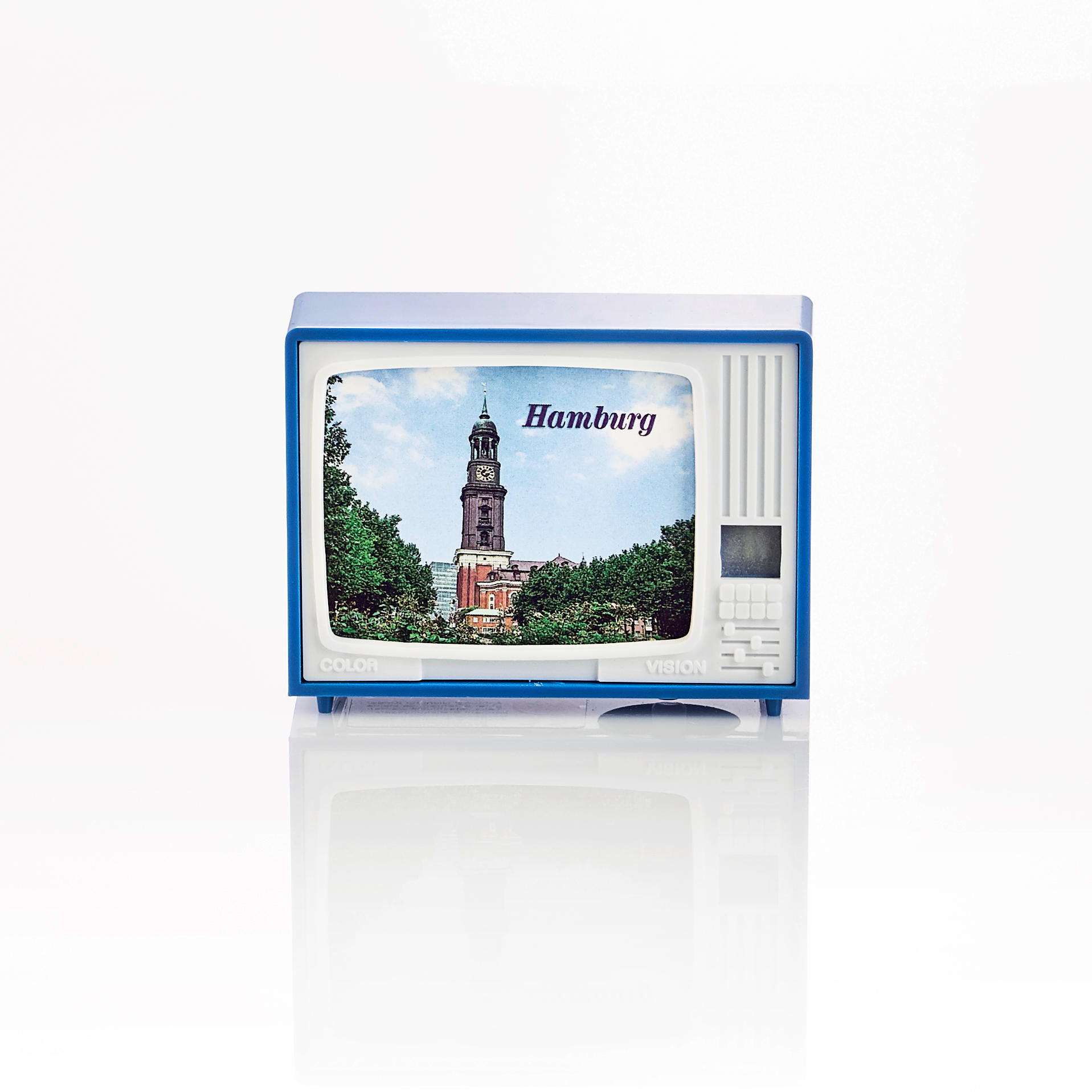 Mini-Fernseher retro