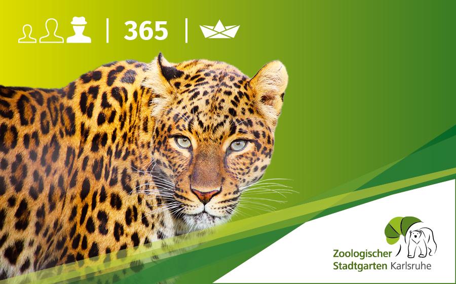 Jahreskarte Ermäßigte plus (inkl. Gondoletta) ohne Artenschutz-Euro