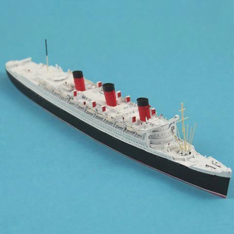 CM 154 Queen Mary 1936