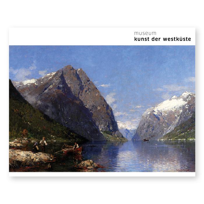 Georg Anton Rasmussen, Ein norwegischer Fjord