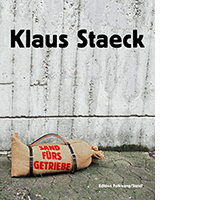 Klaus Staeck – Sand fürs Getriebe