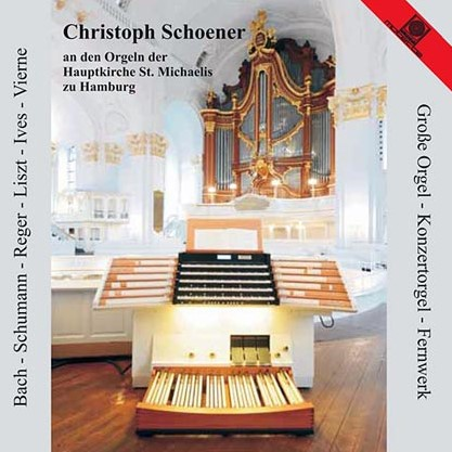 Christoph Schoener: An den Orgeln von St. Michaelis