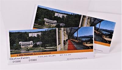 Gutschein Online 100,00 €