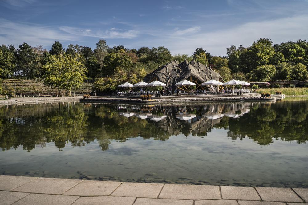 Tageskarte Schwerbeh. SOMMER - Britzer Garten