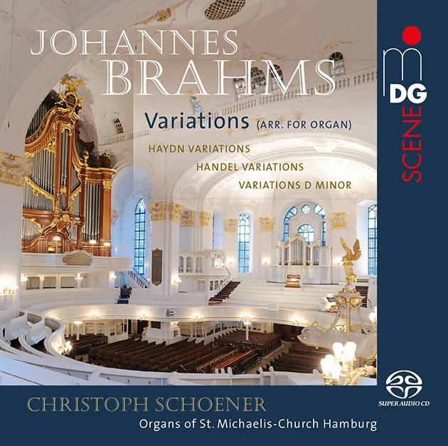 Johannes Brahms: Haydn- und Händelvariationen