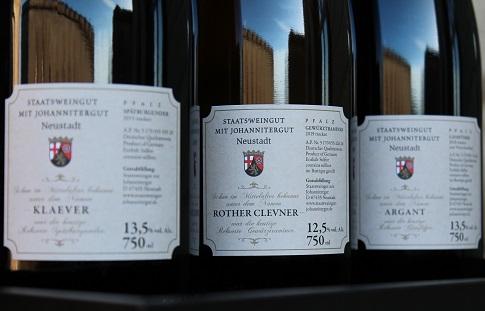 Mittelalterliche Weinkollektion