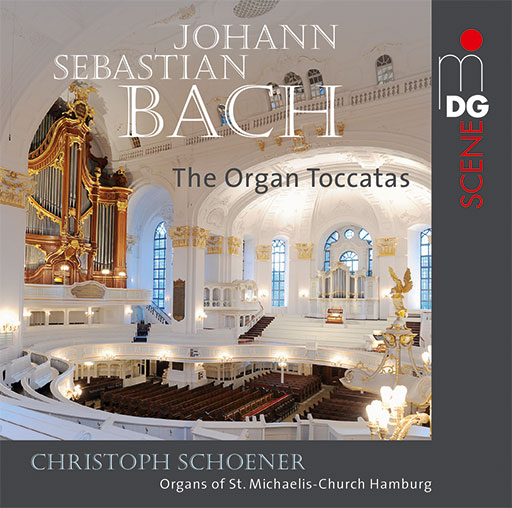J.S. Bach - The Organ Toccatas