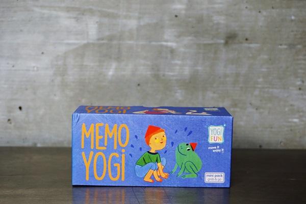 """Memory-Spiel """"Memo Yogi"""""""