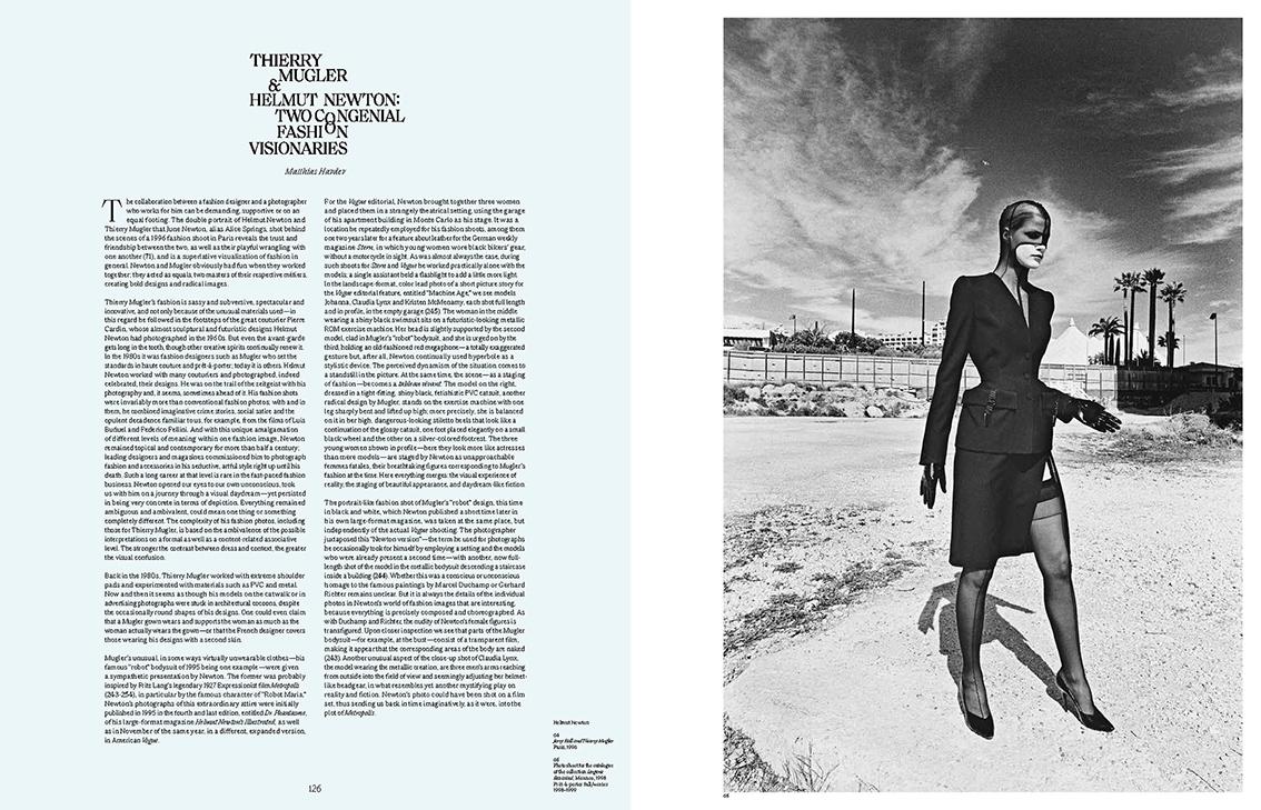 Katalog Thierry Mugler (Englisch)