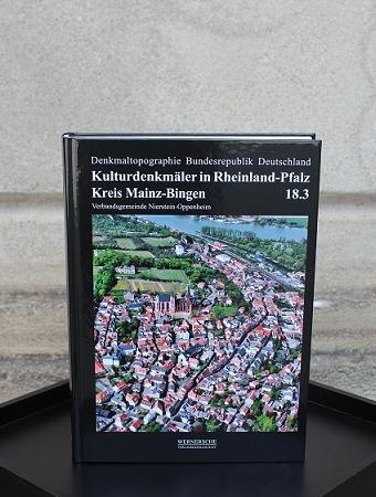 Kulturdenkmäler in Rheinland-Pfalz Band 18.3 Kreis Mainz-Bingen