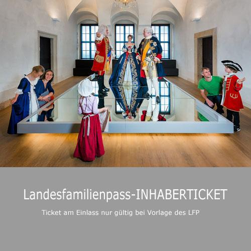 Landesfamilienpass-Inhaberticket