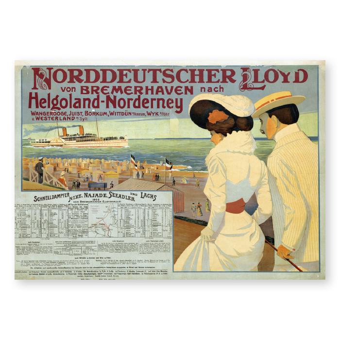 Nordd. Lloyd von Bremerhaven