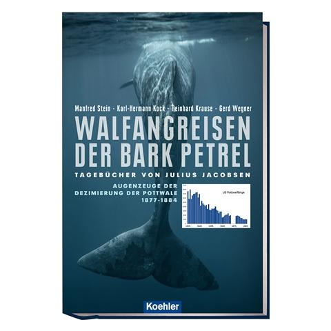 Walfangreisen der Bark Petrel, Stein
