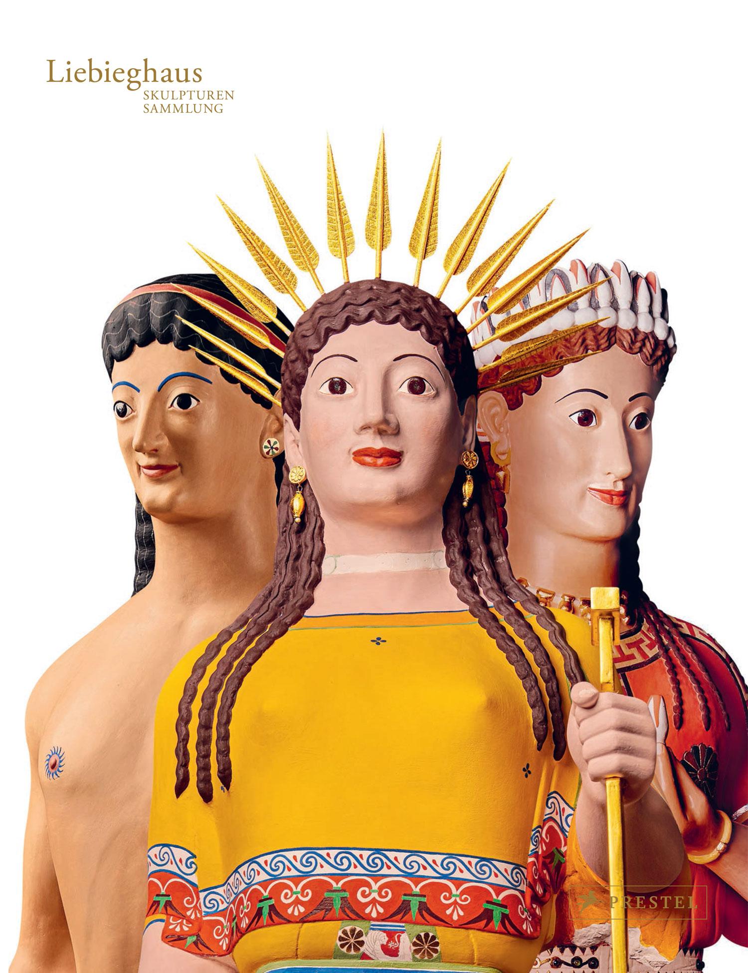 Bunte Götter. GOLDEN EDITION. Die Farben der Antike – Ausstellungskatalog