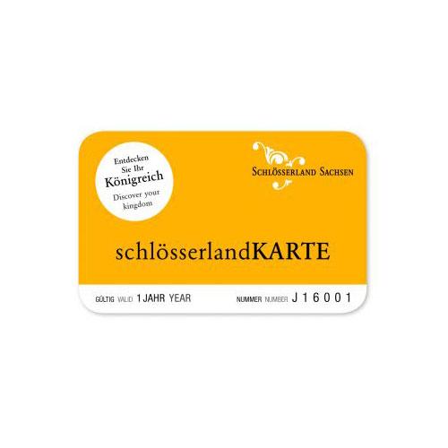 schlösserlandKARTEN-Inhaberticket