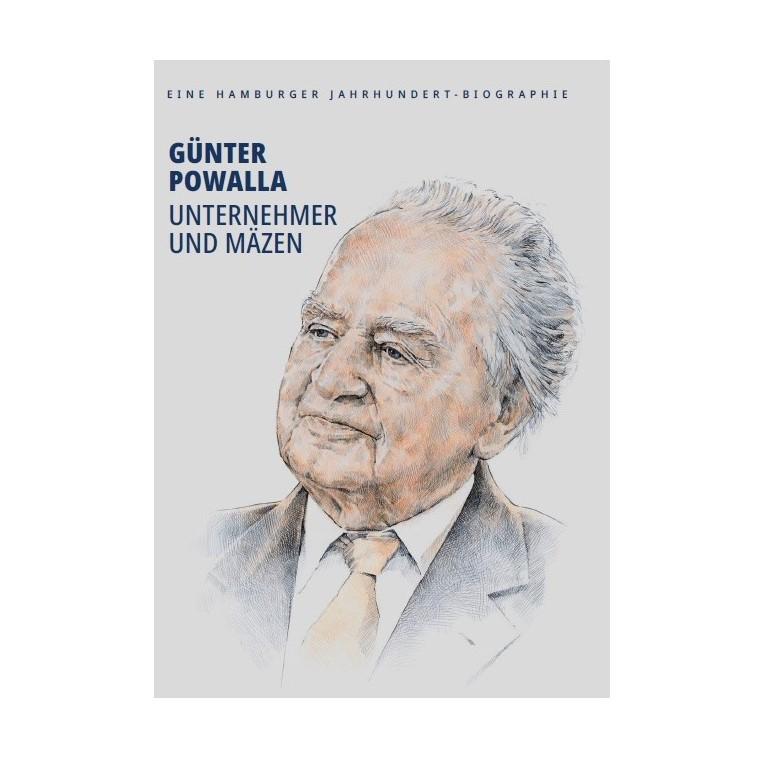 Günter Powalla - Unternehmer und Mäzen