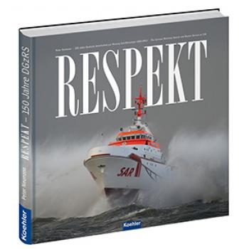 Respekt 150 Jahre DGzRS; Neumann