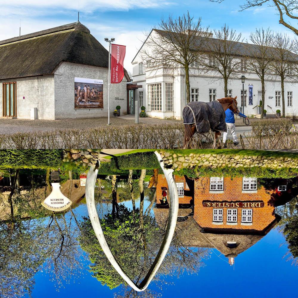 Eintritt Kombiticket Friesenmuseum Familie