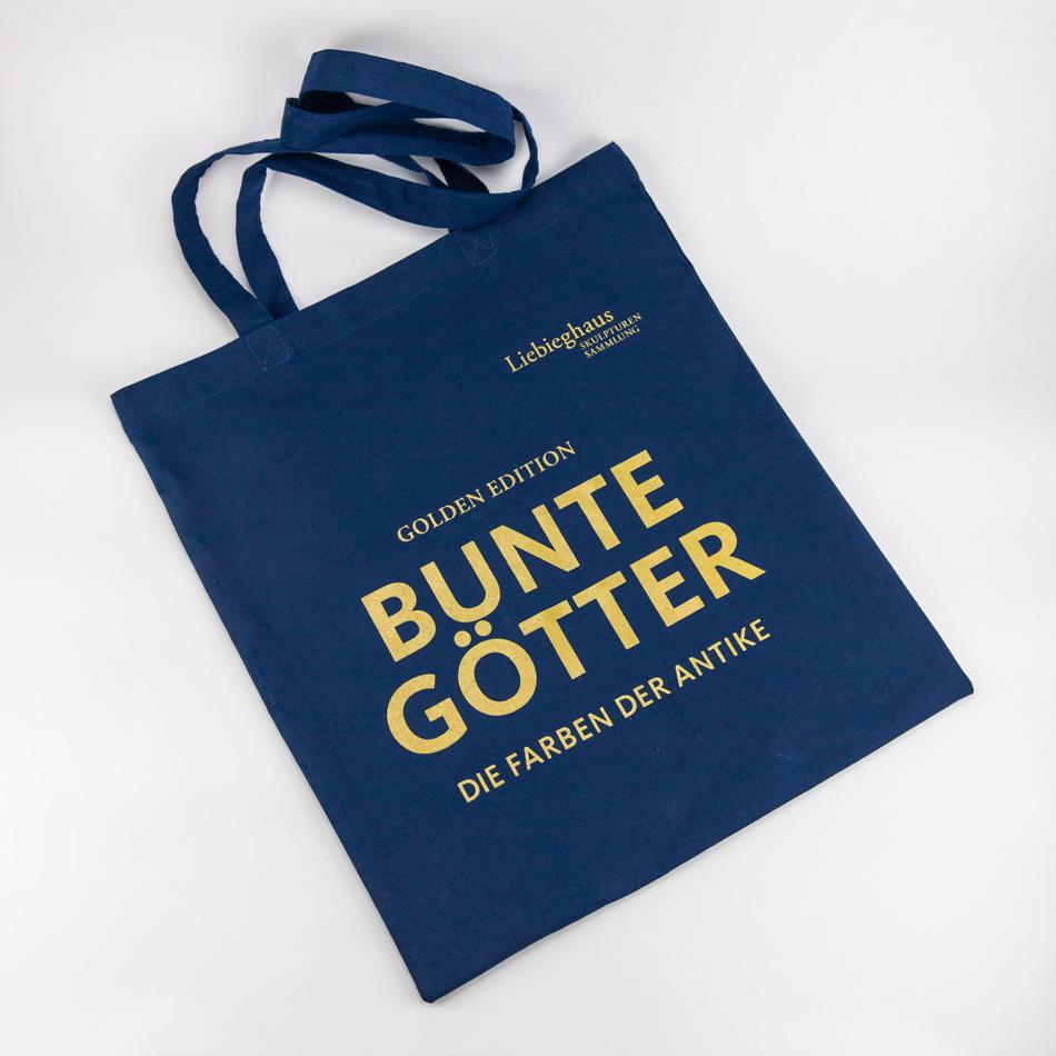 "Baumwolltasche ""Bunte Götter"""
