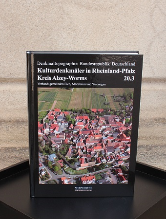 Kulturdenkmäler in Rheinland-Pfalz Band 20.3 Kreis Alzey-Worms
