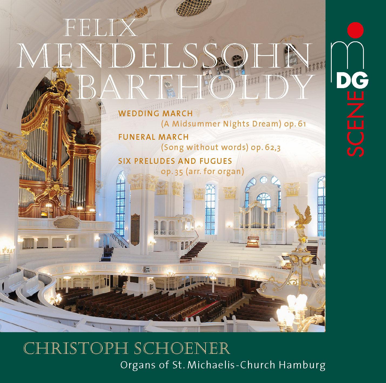 Felix Mendelssohn Bartholdy: Orgelwerke (Transkriptionen)