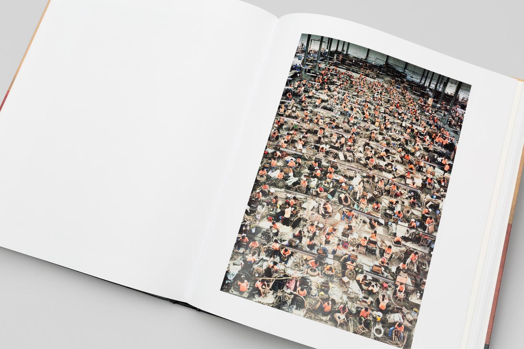 Andreas Gursky Ausstellungskatalog
