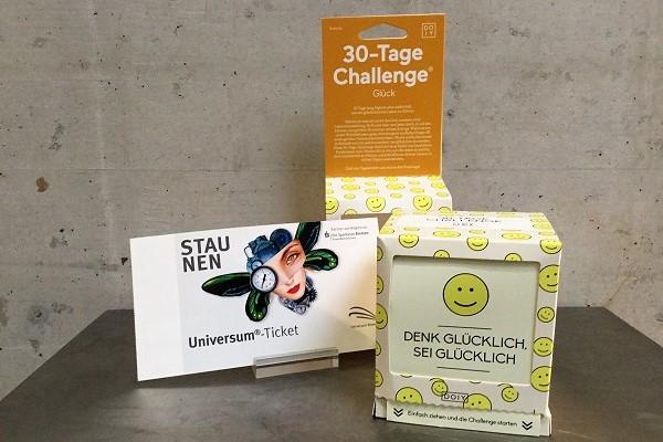 """""""30 -Tage Challenge"""" und Tageskarte Erwachsene"""