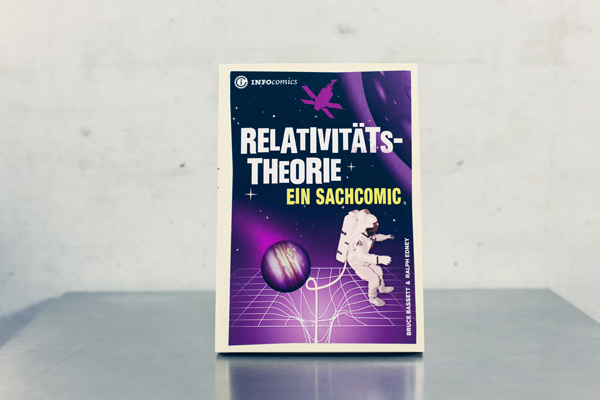 Relativitätstheorie - Ein Sachcomic