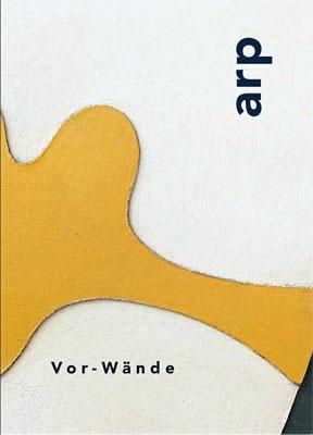 Arp »Vor-Wände« Deutsch
