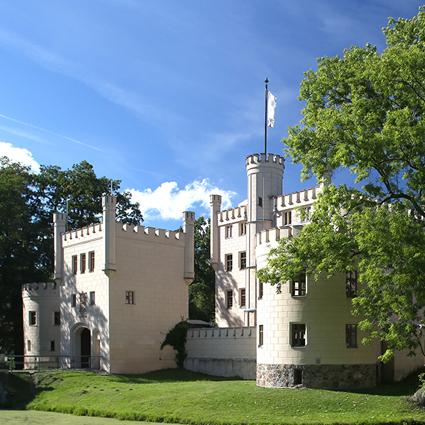 ZeitTicket Jagdschloss Letzlingen