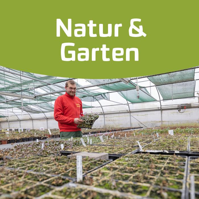 Gartenbau heute