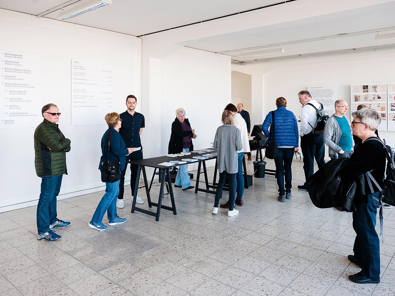 Siedlung Dessau-Törten | Öffentliche Führung (Englisch)