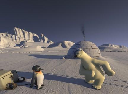 Polaris und das Geheimnis der Polarnacht