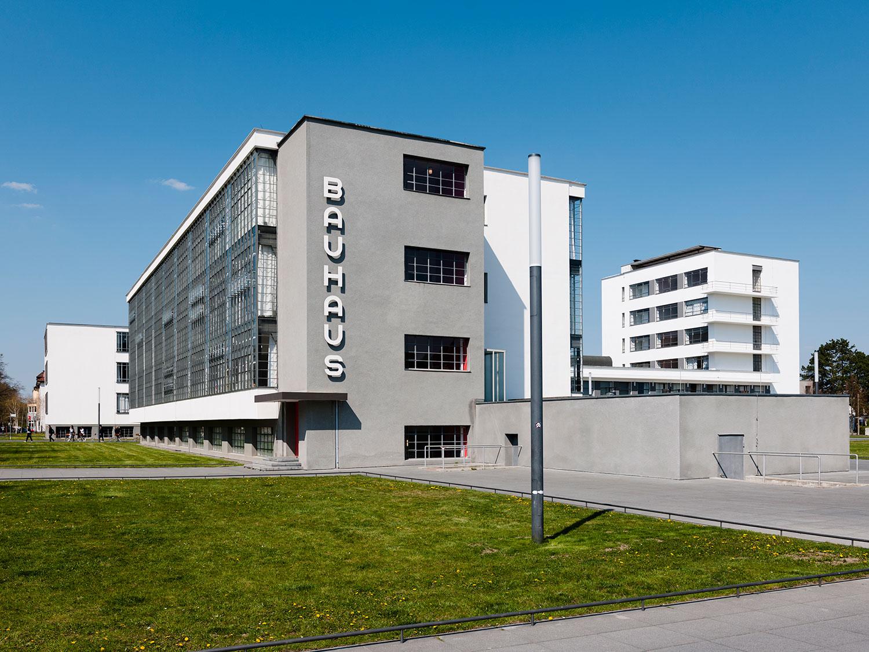 Bauhausgebäude Dessau (Ticket mit Zeitfenster)