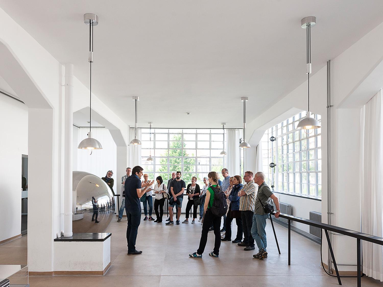 Bauhausgebäude Dessau | Öffentliche Führung (Deutsch)
