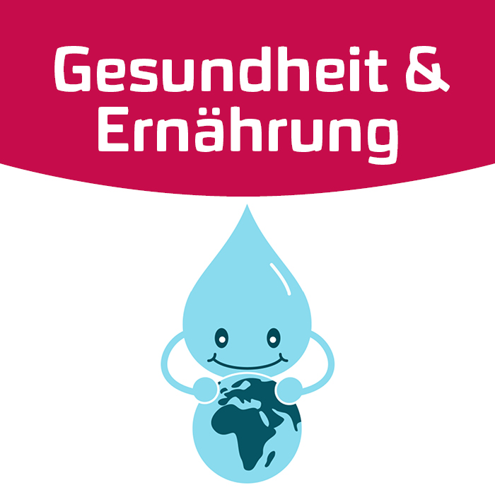 Leitungswasser vs. Mineralwasser