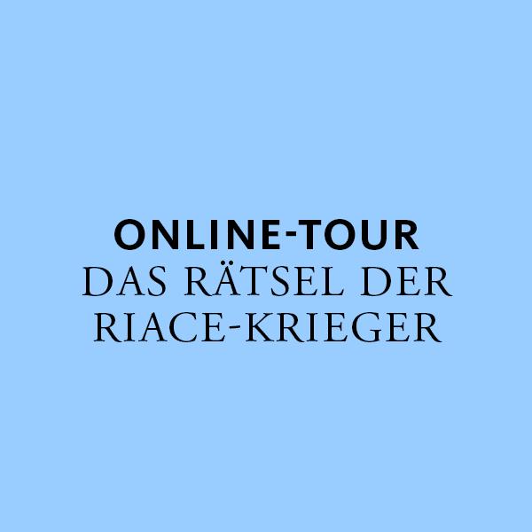 Online-Tour Riace Krieger