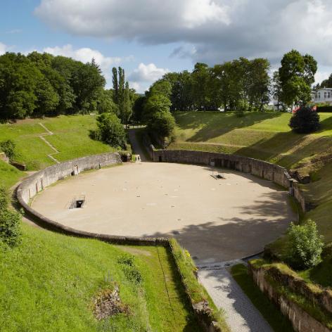 Zentrum der Antike | Amphitheater