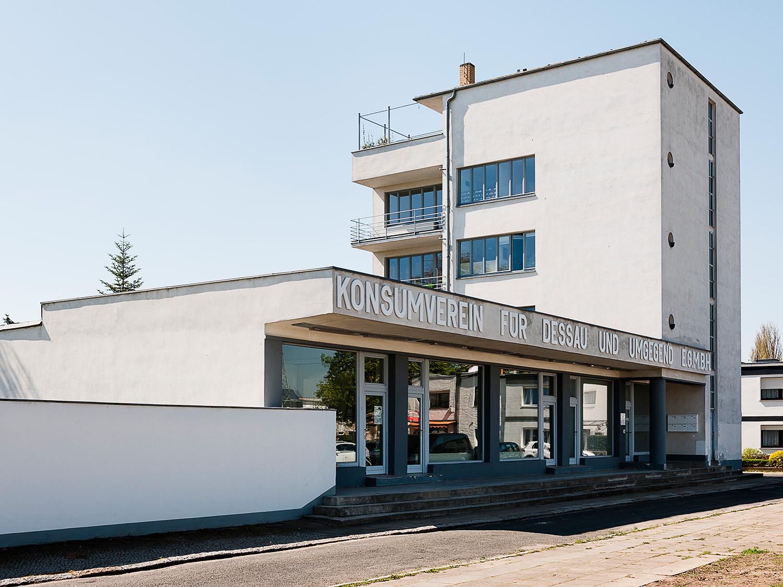 Siedlung Dessau-Törten | Öffentliche Führung (Deutsch)