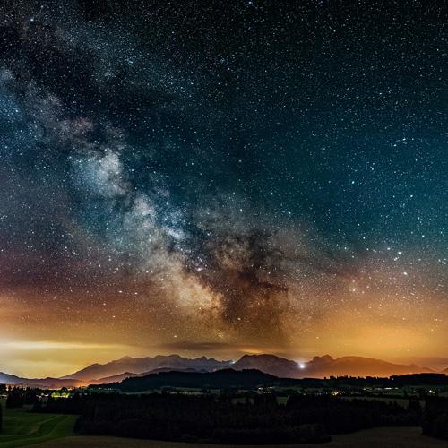 LIVE - Orientierung am Sternhimmel
