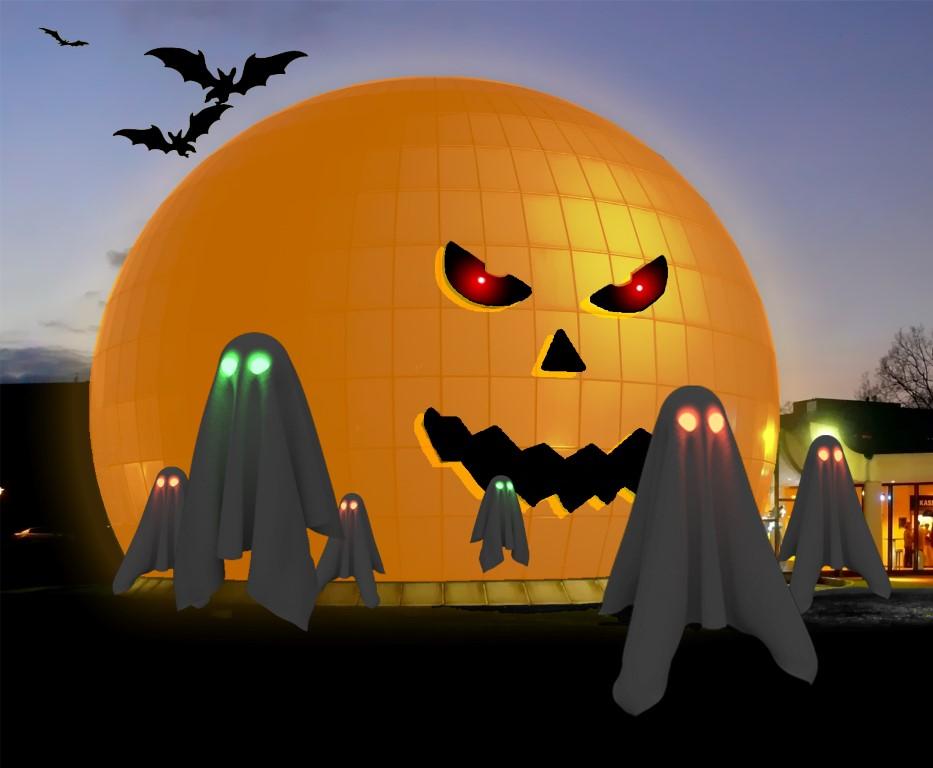 Halloween - Gruselspaß unter Sternen