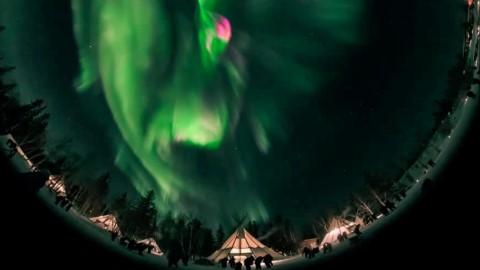 Auroras - Geheimnisvolle Lichter des Nordens