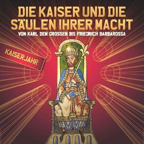 Landesmuseum Mainz - Die Kaiser und die Säulen ihrer Macht
