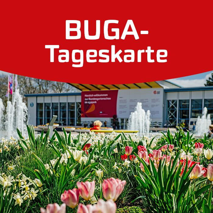 BUGA-Tageskarte