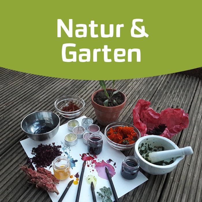 Lust auf Pflanzenfarben