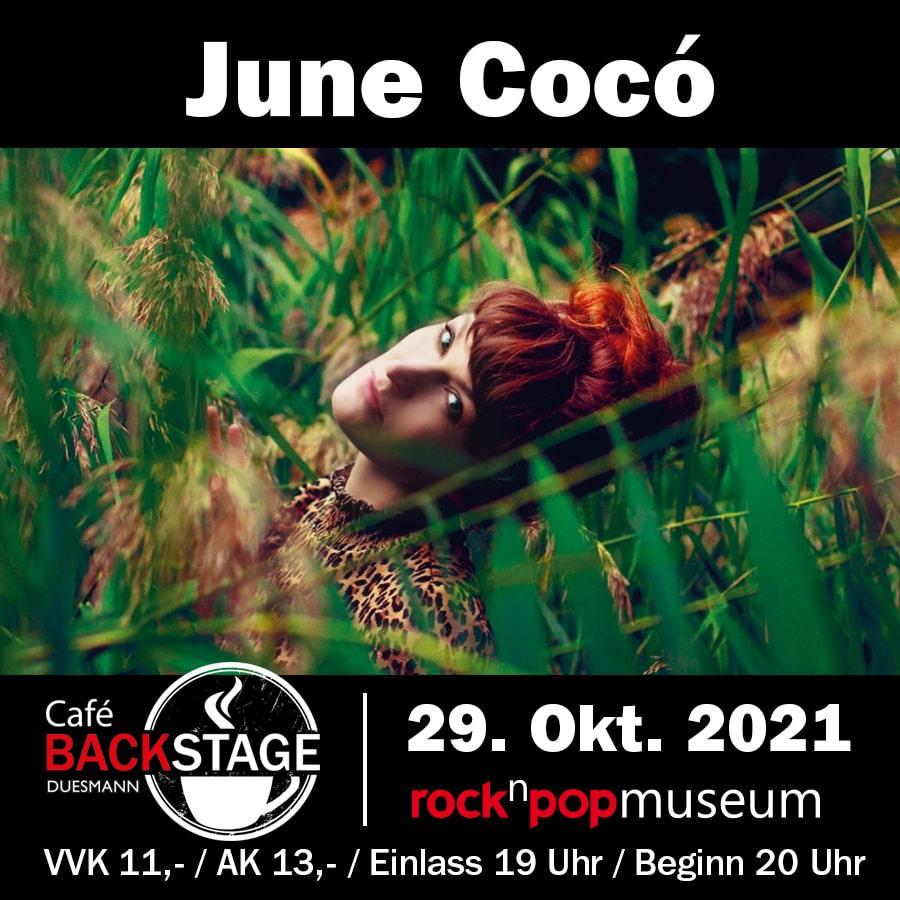 29.10.2021 - June Cocó