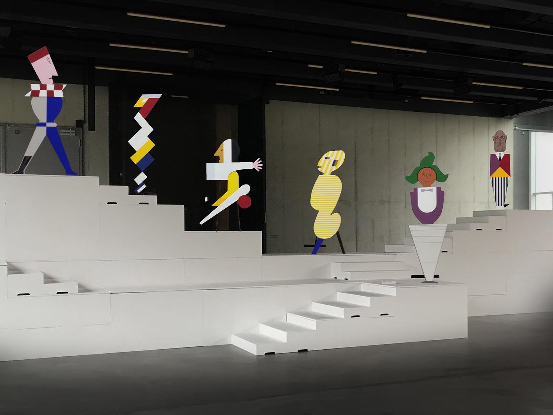 Bauhausfest-Woche 2021   Klangfiguren (30.8.2021, Bauhaus Museum Dessau)